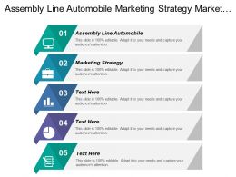 Assembly Line Automobile Marketing Strategy Market Research Strategies