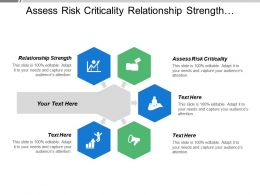 Assess Risk Criticality Relationship Strength Automated Email Response