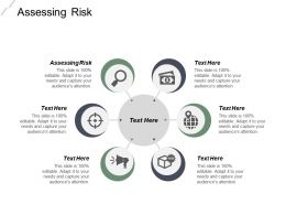 Assessing Risk Ppt Powerpoint Presentation Infographic Template Example File Cpb