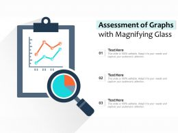 Assessment Of Graphs With Magnifying Glass