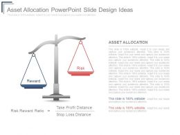 Asset Allocation Powerpoint Slide Design Ideas