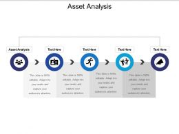 Asset Analysis Ppt Powerpoint Presentation Pictures Design Templates Cpb