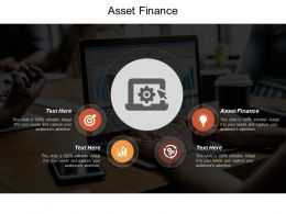 Asset Finance Ppt Powerpoint Presentation Gallery Background Image Cpb