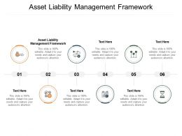 Asset Liability Management Framework Ppt Powerpoint Presentation Infographic Template Graphic Cpb