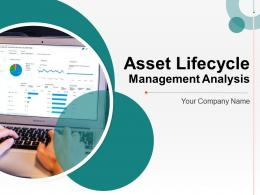 Asset Lifecycle Management Analysis Powerpoint Presentation Slides