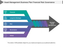 Asset Management Business Plan Financial Risk Governance