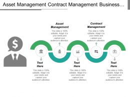 Asset Management Contract Management Business Opportunities Marketing Management Cpb