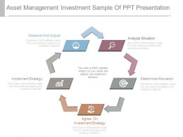 Asset Management Investment Sample Of Ppt Presentation