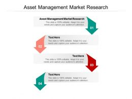 Asset Management Market Research Ppt Powerpoint Presentation Guidelines Cpb