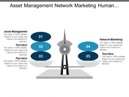 Asset Management Network Marketing Human Resource Strategic Planning Cpb