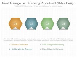 Asset Management Planning Powerpoint Slides Design
