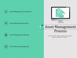 Asset Management Process N564 Ppt Powerpoint Presentation Designs