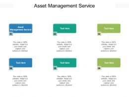 Asset Management Service Ppt Powerpoint Presentation Infographic Template Backgrounds Cpb