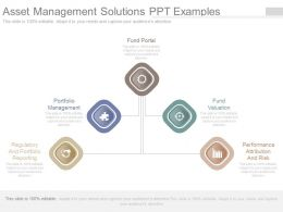 Asset Management Solutions Ppt Examples