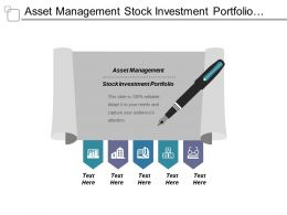 Asset Management Stock Investment Portfolio Company Valuation Media Negotiations Cpb