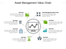 Asset Management Value Chain Ppt Powerpoint Presentation Slides Show Cpb