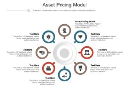 Asset Pricing Model Ppt Powerpoint Presentation Slides Designs Download Cpb