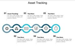 Asset Tracking Ppt Powerpoint Presentation Gallery Files Cpb