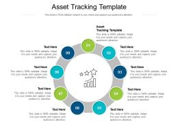Asset Tracking Template Ppt Powerpoint Presentation Infographics Ideas Cpb
