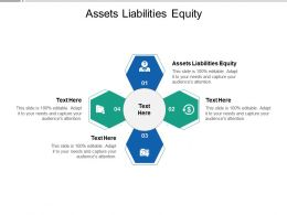 Assets Liabilities Equity Ppt Powerpoint Presentation Summary Format Ideas Cpb