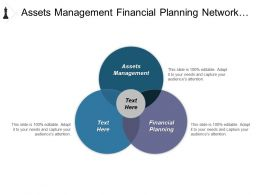 Assets Management Financial Planning Network Marketing Business Opportunities Cpb