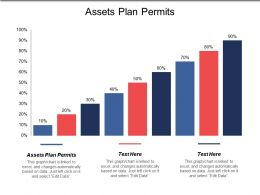 Assets Plan Permits Ppt Powerpoint Presentation Gallery Clipart Cpb