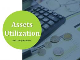 Assets Utilization PowerPoint Presentation Slides