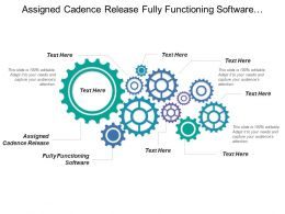 Assigned Cadence Release Fully Functioning Software Mission Fulfil