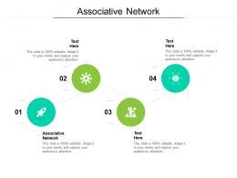 Associative Network Ppt Powerpoint Presentation Gallery Microsoft Cpb