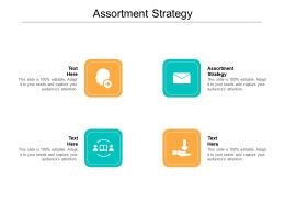 Assortment Strategy Ppt Powerpoint Presentation Visual Aids Example 2015 Cpb