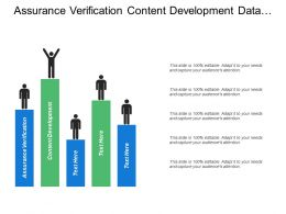 Assurance Verification Content Development Data Analysis Project Management
