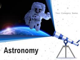 Astronomy Analyzing Physical Analysis Research Space Telescope Through