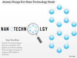 Atomic Design For Nano Technology Study Ppt Slides