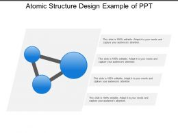 Atomic Structure Design Example Of Ppt