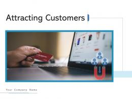 Attracting Customers Brand Strategy Social Media Advertising Awareness