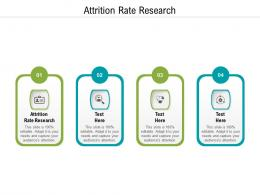 Attrition Rate Research Ppt Powerpoint Presentation Summary Design Ideas Cpb