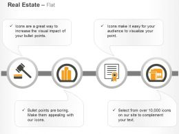 auction_agreement_building_property_search_ppt_icons_graphics_Slide01