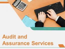 Audit And Assurance Services Powerpoint Presentation Slides