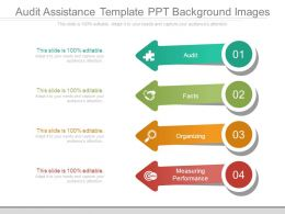 Audit Assistance Template Ppt Background Images
