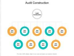 Audit Construction Ppt Powerpoint Presentation Infographic Template Cpb