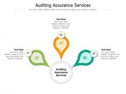 Auditing Assurance Services Ppt Powerpoint Presentation Pictures Example Cpb