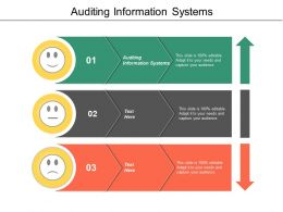 Auditing Information Systems Ppt Powerpoint Presentation Layouts Clipart Cpb