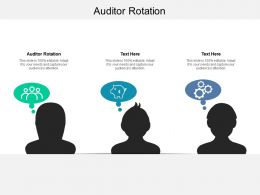 Auditor Rotation Ppt Powerpoint Presentation Outline Visuals Cpb
