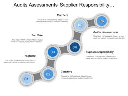 Audits Assessments Supplier Responsibility Business Integrity Advertising Competition