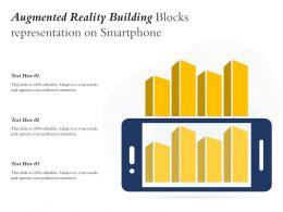 Augmented Reality Building Blocks Representation On Smartphone