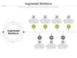 Augmented Workforce Ppt Powerpoint Presentation Gallery Diagrams Cpb