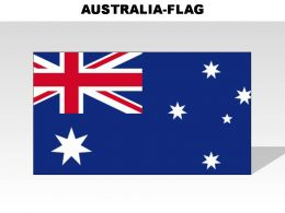 Australia Country Powerpoint Flags