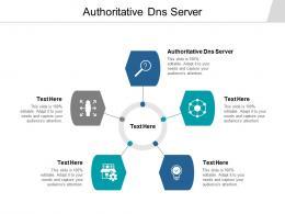 Authoritative Dns Server Ppt Powerpoint Presentation Professional Microsoft Cpb