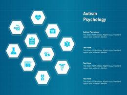Autism Psychology Ppt Powerpoint Presentation Professional Example Topics
