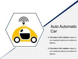 Auto Automatic Car
